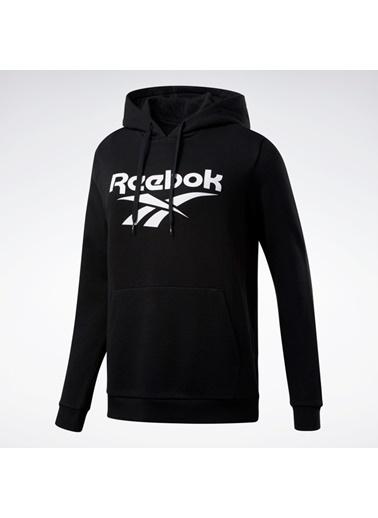 Reebok Vector Kapüşonlu Üst Siyah